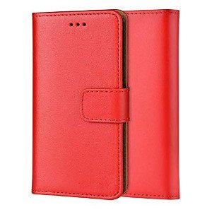 wallet case - red
