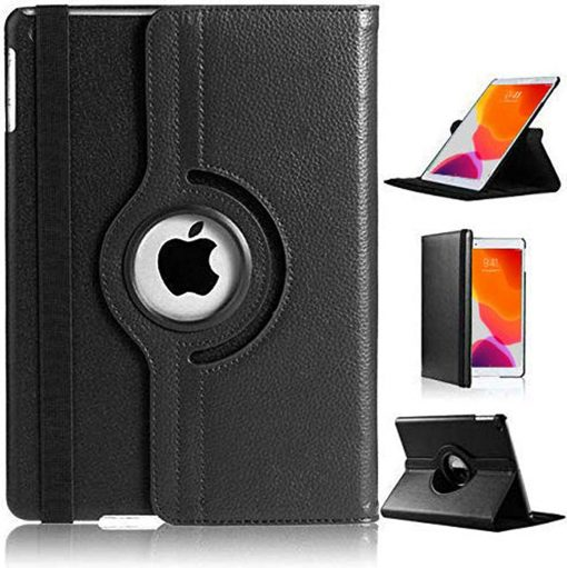 360 Rotating Leather Case For IPad 10.2 - (2019) 7th Gen 2