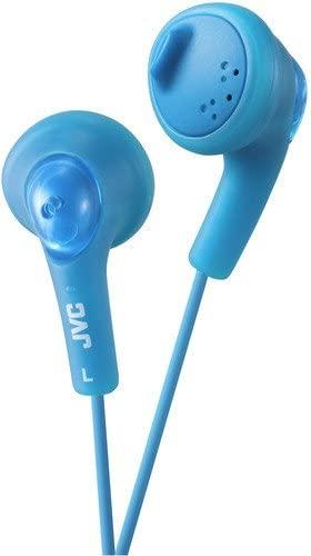 JVC Earphones HA-F160-A Gumy Earphones - Blue 2